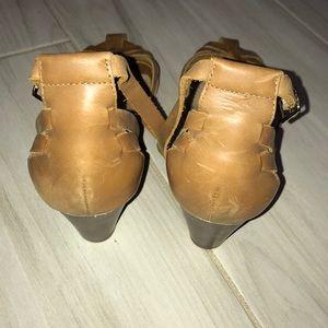 """Steve Madden Shoes - Steve Madden """"Nessie"""" Ankle Strap Wedge Sandal"""